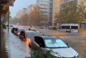 La Junta activa el nivel 1 de alerta por el temporal y riesgo de inundaciones en la provincia de Huelva