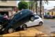 Graves inundaciones en toda la costa de Huelva por las tormentas