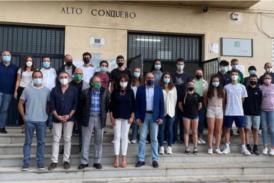 Arranca el primer curso del Centro de Excelencia Deportiva de la provincia de Huelva