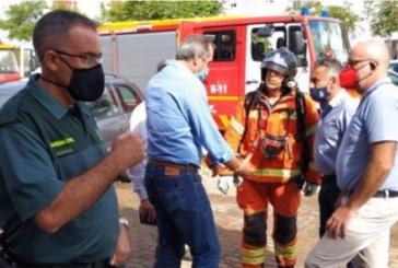 El PSOE se solidariza con los afectados por el temporal de Huelva y agradece al Gobierno central su implicación