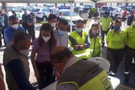 La Junta articulará todas las líneas de ayudas posibles por la lluvia en Huelva tras afectar a 700 viviendas