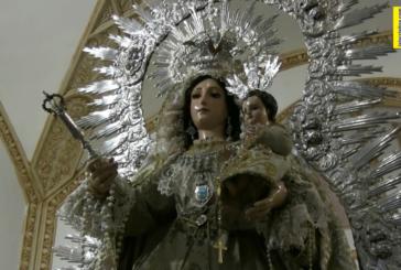 Entronización de Ntra. Sra. del Rosario de Isla Cristina
