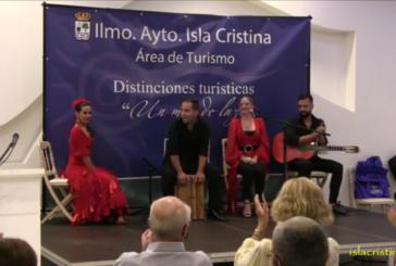 Entrega en Isla Cristina de las Distinciones Turísticas 'Un Mar de Luz'