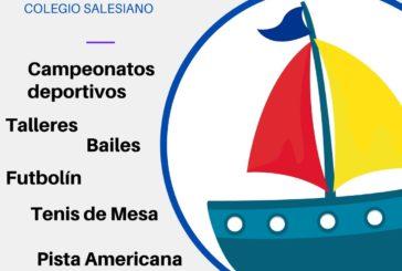 El Colegio Salesiano de Huelva acoge un nuevo arranque de curso de la Asociación Juvenil Carabela