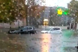 El Ayuntamiento de Isla Cristina pone en marcha un dispositivo de atención a los afectados por el temporal de lluvias
