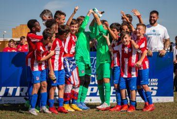 Atlético de Madrid, Málaga CF y Utrera, vencedores de la 'Gañafote CUP' 21