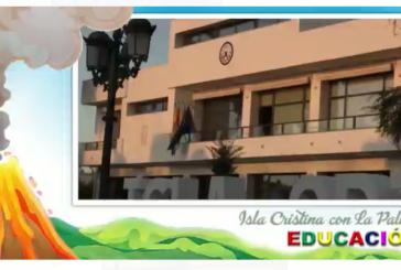Vídeo realizado por la Comunidad Educativa de Isla Cristina para La Palma