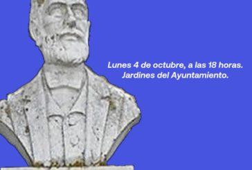 Acto Institucional Conmemorativo del Nacimiento de Roque Barcia
