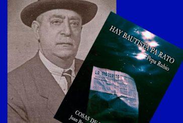 Presentación del libro 'Hay Bautista pa rato' de Pilar Rubio