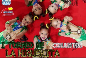 """El Club de Gimnasia Rítmica La Higuerita celebra el """"I Torneo de Conjuntos"""""""