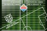 El Punta del Caimán juvenil goleado 2-5 por Aljaraque