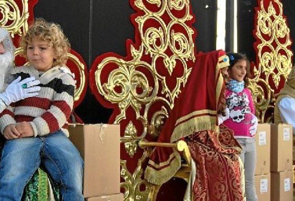 Bases para representar a SS.MM. los Reyes Magos en la cabalgata de Isla Cristina 2022