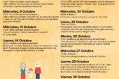 Celebración en Isla Cristina de las actividades culturales, lúdicas y ocio del IV Mes del Mayor 2021