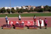 Claudia Ruíz es plata y Oliver López bronce del Andaluz Occidental sub 12