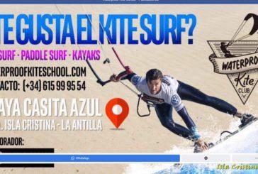 Waterproof Kite School Isla Cristina