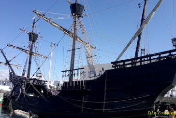 Nao Victoria en Ayamonte se puede visitar hasta el domingo 24