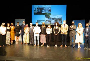 Casa-Patio en la playa, Premio de Arquitectura del Colegio de Arquitectos de Huelva