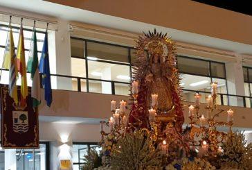 Isla Cristina celebró la Festividad de la Virgen del Rosario, Patrona de la localidad