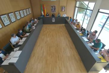 Pleno Ayuntamiento de Isla Cristina 30/09/2021