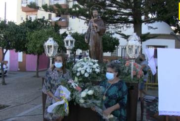 Bendición de animales y Ofrenda floral a San Francisco de Asís-Isla Cristina