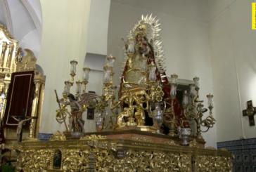 Ofrenda de Nardos a Ntra. Sra. del Rosario Patrona de Isla Cristina