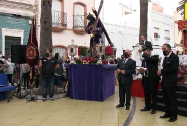 Imposición de medallas a los Hermanos con 50 y 75 años de antigüedad Hermandad de la Madrugada
