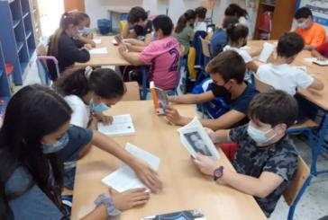 La Junta reconoce a los centros onubenses por sus buenas prácticas en las bibliotecas escolares