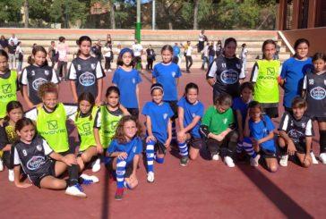 Buen debut del Punta del Caimán femenino de fútbol sala