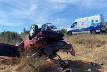 En mal estado el joven de Isla Cristina que sufrió un accidente en Niebla