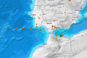 Los terremotos frente a Huelva 'reactivan' las placas africana y euroasiática