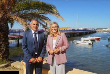 La Junta culmina la reparación del puente de acceso a Isla Cristina tras invertir 1,9 millones