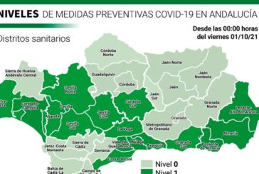 Consulta el nivel de alerta y las restricciones de cada municipio de Huelva durante la próxima semana